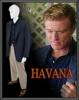 featured item redford havana December 2012   The Golden Closet Entertainment Memorabilia Newsletter